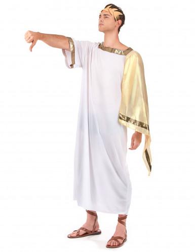 Disfraz de emperador romano para hombre-1