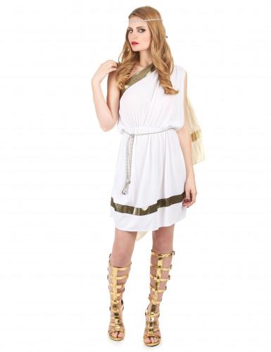 Disfraz de romana para mujer