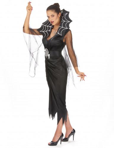 Disfraz de mujer araña ideal para Halloween-2