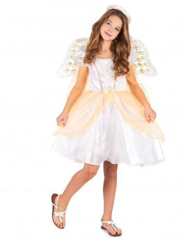 Disfraz de ángel para niña