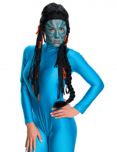 Peluca de Avatar™ de lujo para mujer