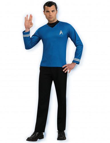 Disfraz azul de Star Trek™ para hombre