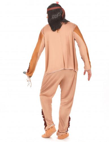 Disfraz indio para hombre-2