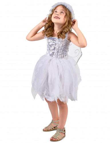 Disfraz de princesa de los ángeles para niña-1
