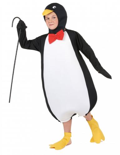 Disfraz de pingüino para niño o niña-1
