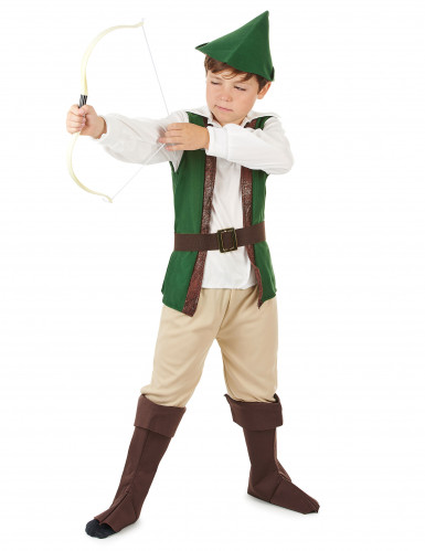 Disfraz de Robin Hood niño-1