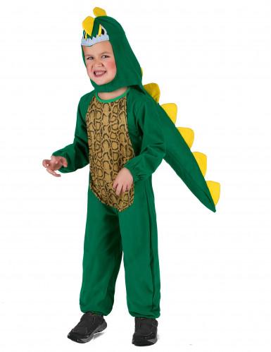 Disfraz de cocodrilo dragón para niños