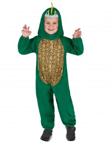 Disfraz de cocodrilo dragón para niños-1