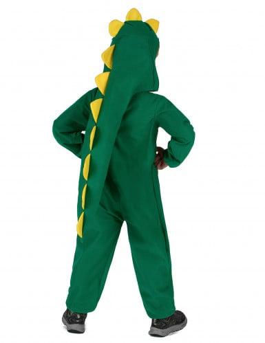 Disfraz de cocodrilo dragón para niños-2