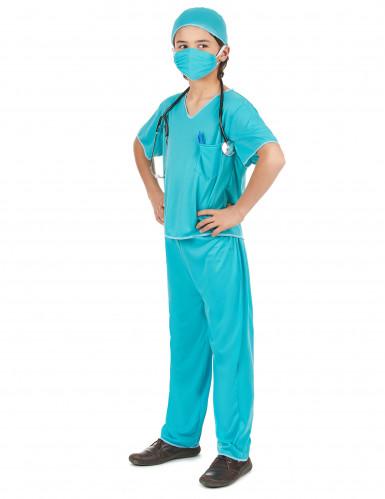Disfraz de cirujano para niño-1