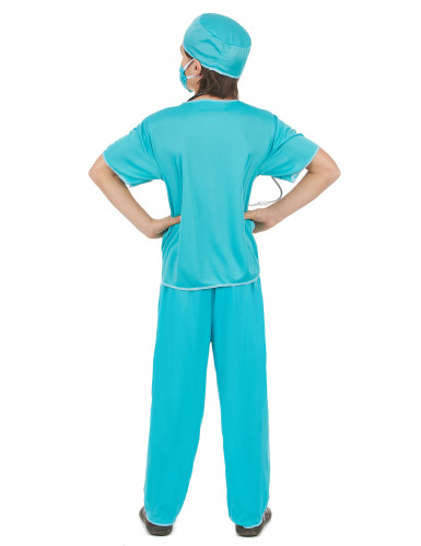 Disfraz de cirujano para niño-2
