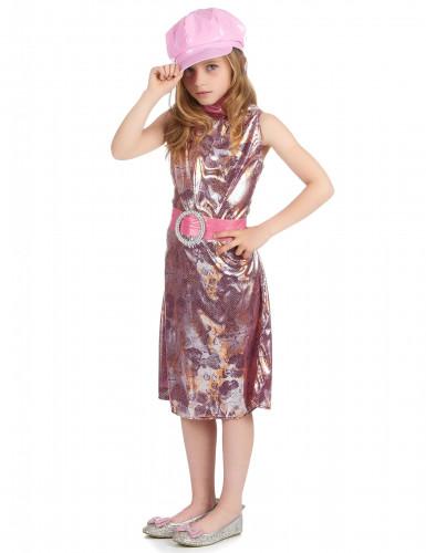 Disfraz de los años 60 para niña-1