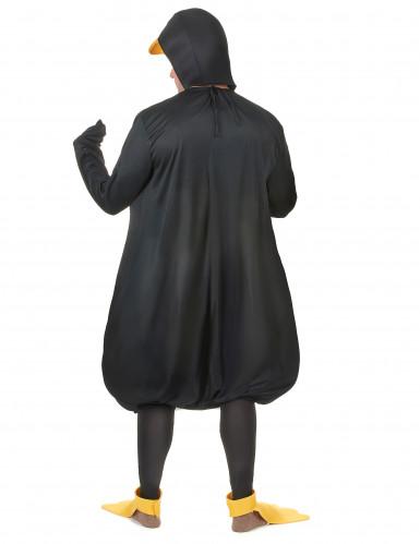 Disfraz humorístico de pingüino para adulto-2