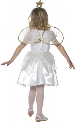 Disfraz de ángel de Navidad para niña-2