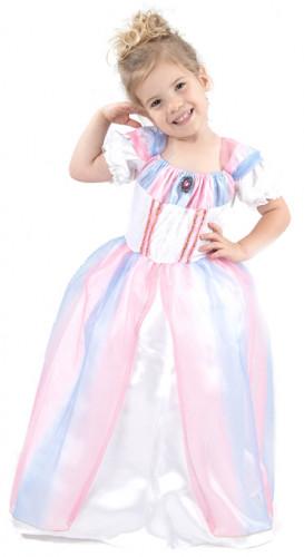 Disfraz de princesa preciosa para niña