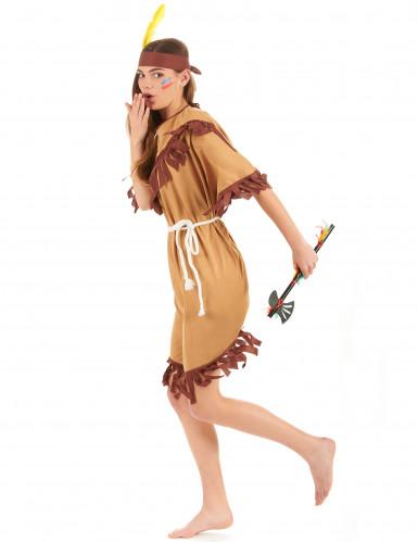 Disfraz de india para mujer-1