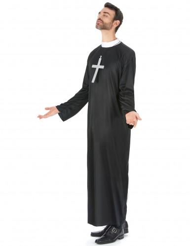 Disfraz de pareja de religiosos-1