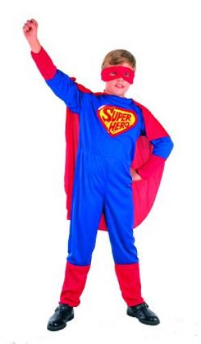 Disfraz de superhéroe niño