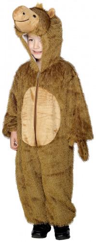 Disfraz de camello para niño o niña