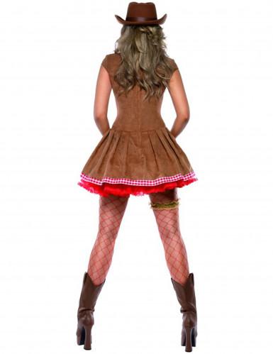 Disfraz de vaquera sexy para mujer-1