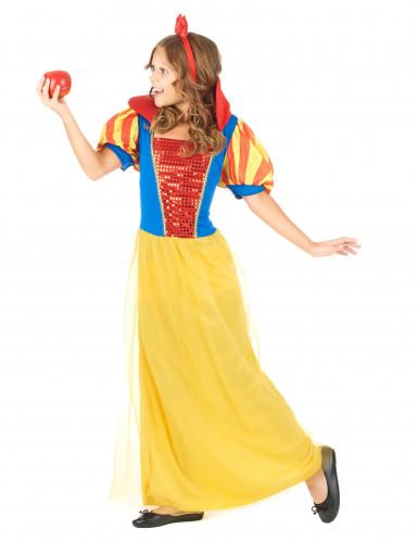 Disfraz de princesa de cuento de hadas para niña-1