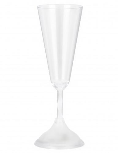 Copa de champán luminosa