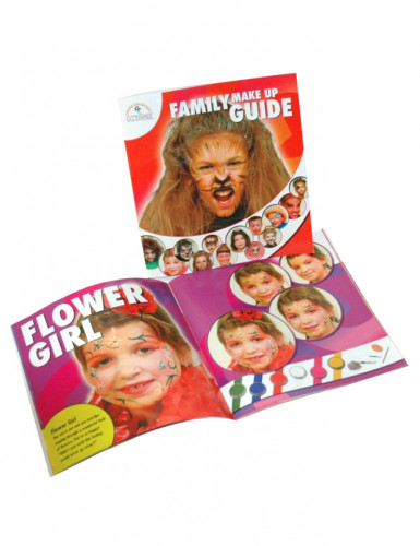 Libro de modelos de maquillajes