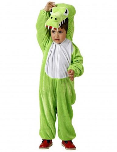 Disfraz de cocodrilo para niños mono completo