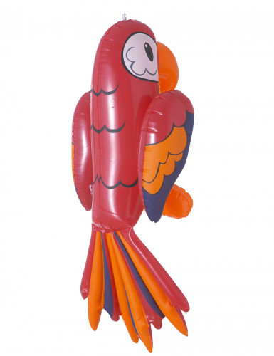 Loro inflable-1