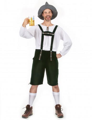 Disfraz de bávaro para hombre
