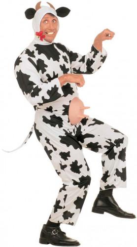 Disfraz de vaca para hombre