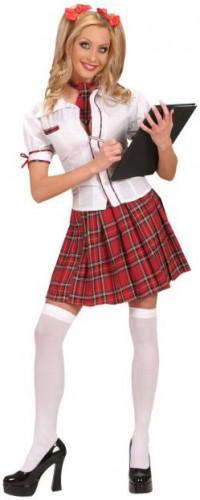 Disfraz de colegiala para mujer