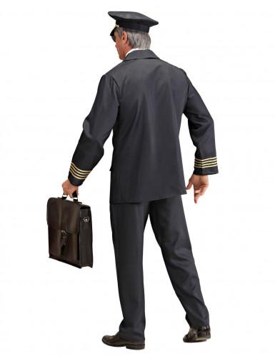 Disfraz de piloto de avión para hombre-1