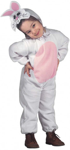 Disfraz de conejo para niño o niña