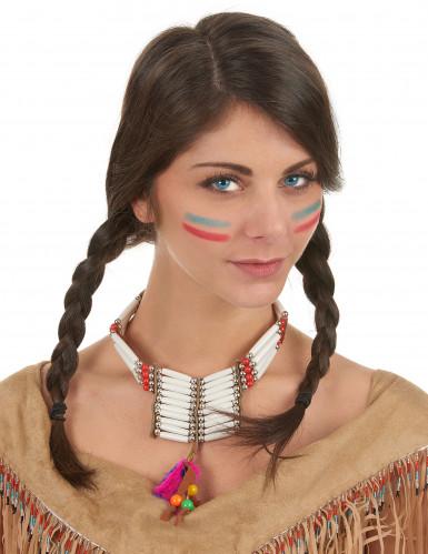 Collar de india para mujer-1