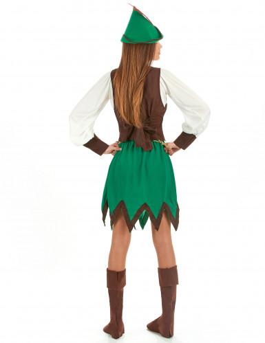 Disfraz de mujer del bosque-2