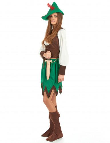 Disfraz de mujer del bosque-1