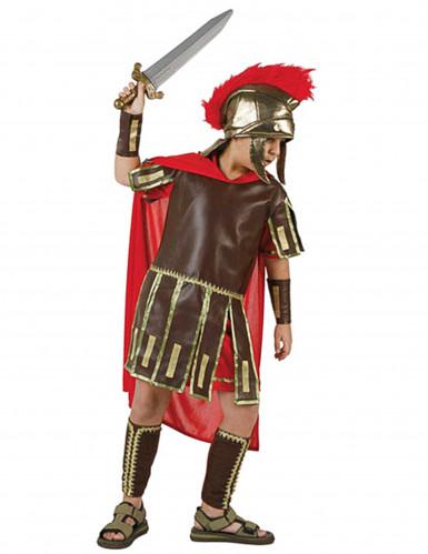 Disfraz de romano para niño