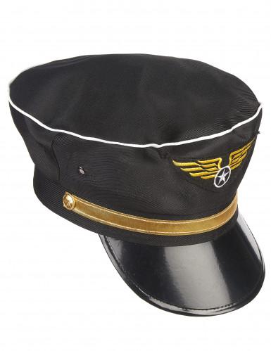Gorra de piloto para adulto-1