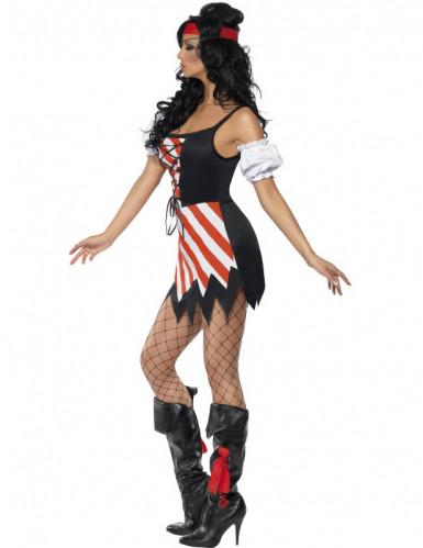 Disfraz de pirata para mujer bustier-1