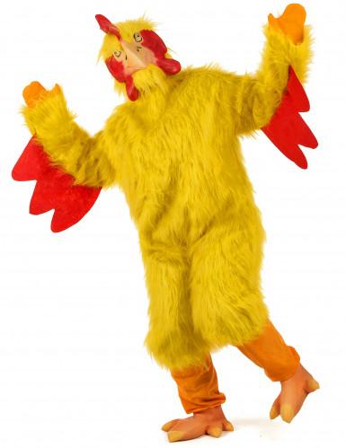 Disfraz de pollo amarillo-1