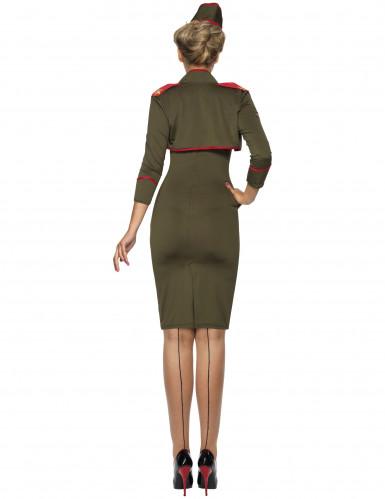 Disfraz de mujer militar-1