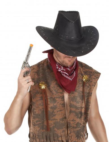 Pañuelo rojo Western-1