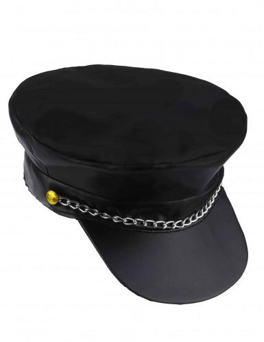 Gorra de motorista para hombre