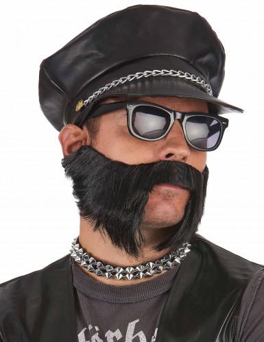 Gorra de motorista para hombre-1