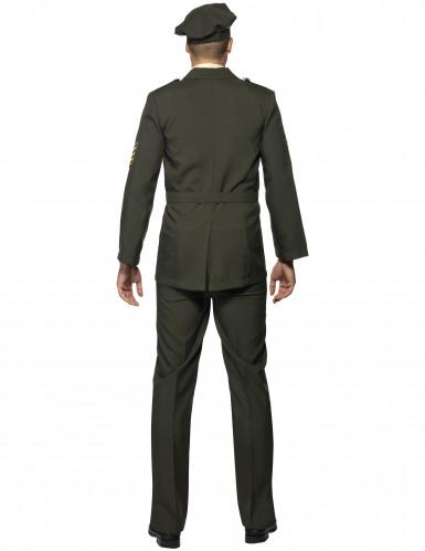 Disfraz de oficial militar para hombre-1