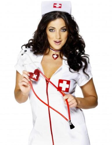 Estetoscopio de enfermera