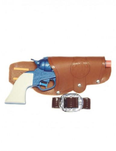 Pistola + cinturón