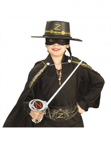 Espada máscara y sombrero de El Zorro™
