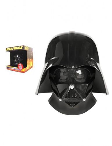 Máscara de Darth Vader™ de lujo para adulto